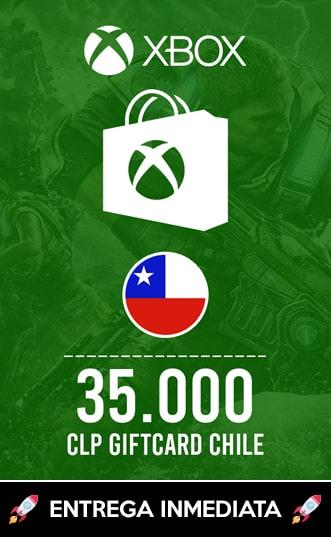 35.000 XBOX (CHILE)