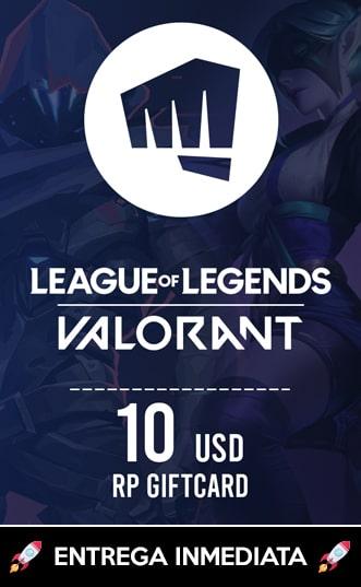 10 USD (LAS)