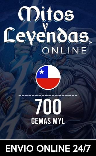 700 Gemas MYL