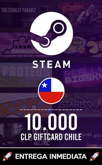 10.000 STEAM (CHILE)